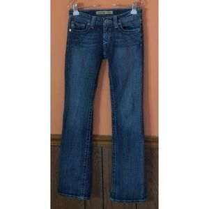 Remy Low Rise Boot Jeans